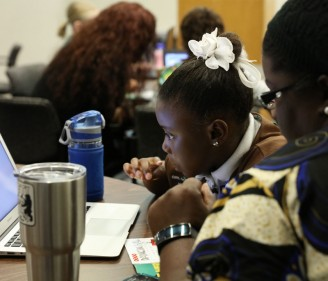 AT&T and Girls Scouts Teach Kids the Power of Code