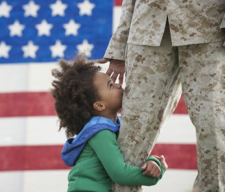 AT&T, DonorsChoose.org and Cell Phones For Soldiers Serve Those who Served This Veterans Day