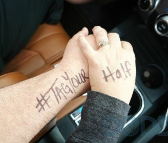 #TagYourHalf During Distracted Driving Awareness Month
