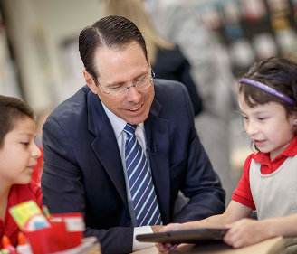 "Randall L. Stephenson to Receive ""Promise of America"" Award"
