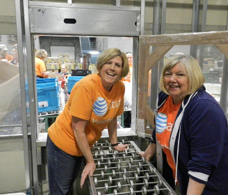 4,500+ Employees Inspire Others Through Service