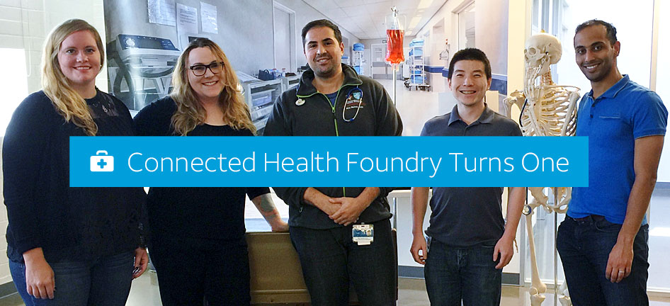 AT&T Foundry to focus on new mission to improve the health care ecosystem with expert connectivity and software.