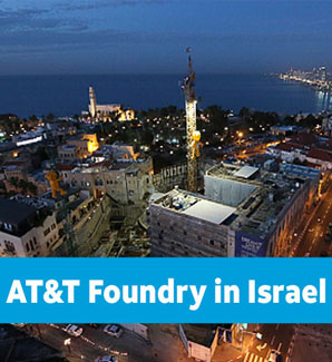 Inside Startup Nation: How the AT&T Foundry Harnesses Israel's Rich Tech Ecosystem