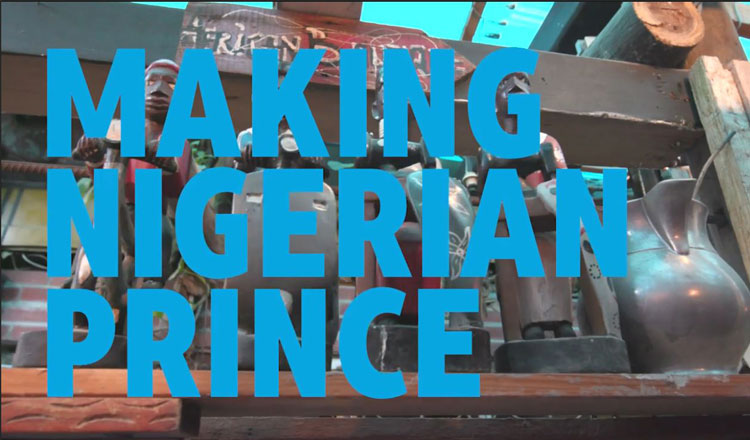 'Nigerian Prince' Explores Layers of Humanity