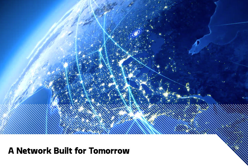 A network built for tomorrow