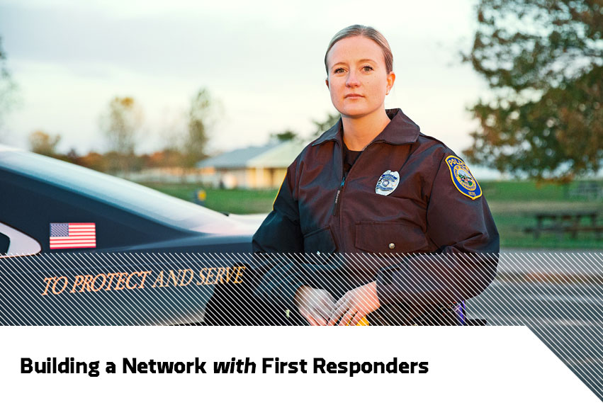 Building a network with FirstNet