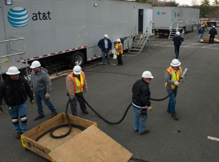 AT&T Conducts Technology Recovery Demonstration in Virginia