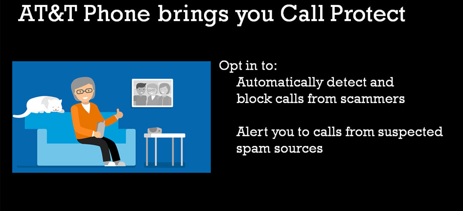 Protecting You From Unwanted Calls