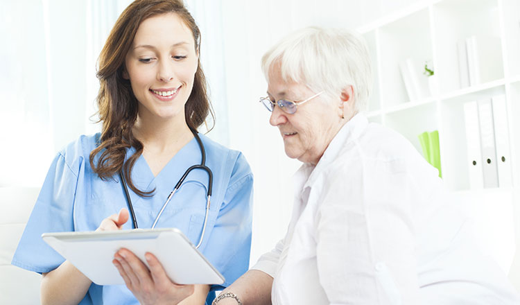 Transforming Healthcare … From Healthcare to Human Care Connectivity Can Help Improve Patient Outcomes