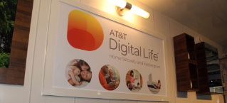 AT&T Digital Life at Super Mobility Week 2014