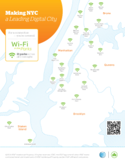 AT&T Wi-Fi in NYC