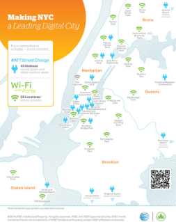Making NYC a Leading Digital City