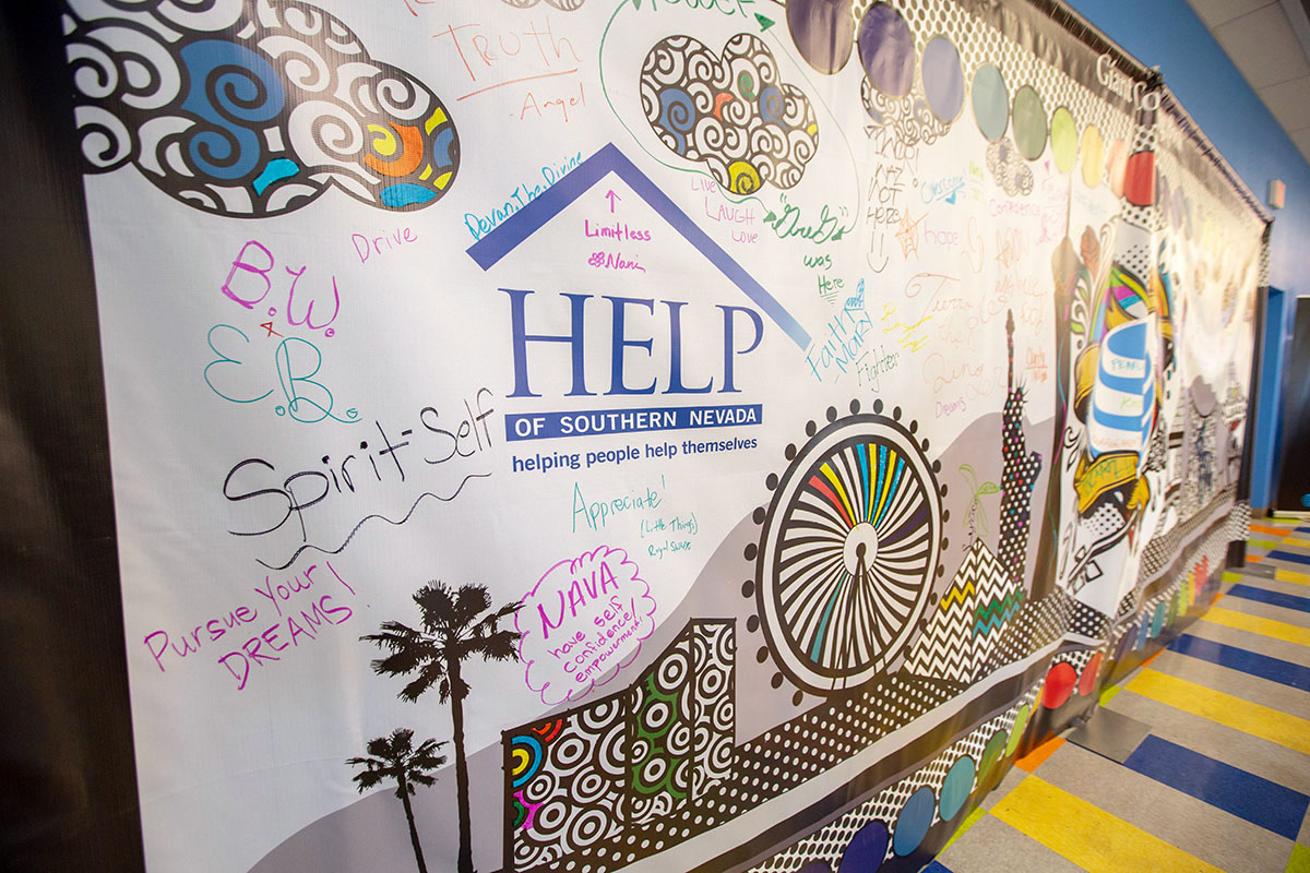 "AT&T launches ""Believe Las Vegas"" initiative to help homeless youth"