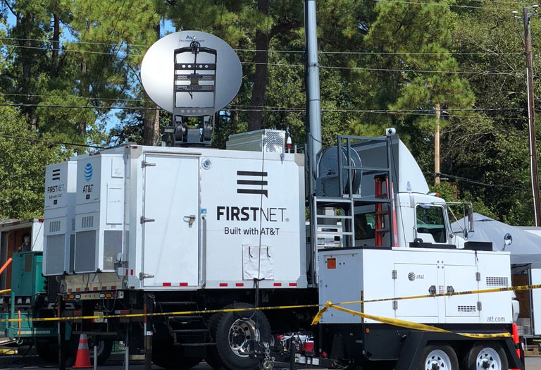 FirstNet – Supporting Public Safety