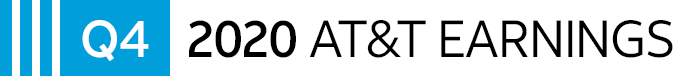 Q4 2020 AT&T Earnings