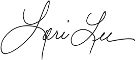 Lori Lee Signature