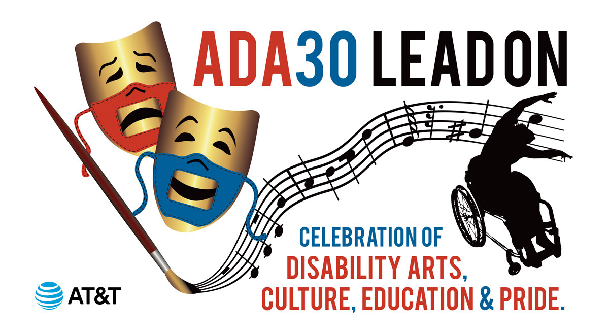 ADA 30 Lead On Logo