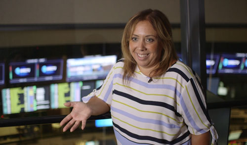 Catherine Gonzalez Pack: Meet the woman who keeps AT&T's NFL fans hooked