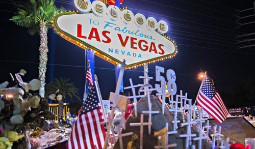 Dustin Jones: Bullets flying, Vail winner leads Vegas concertgoers to safety