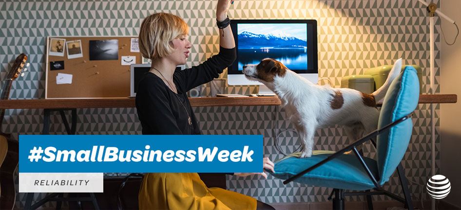 #SmallBusinessWeek