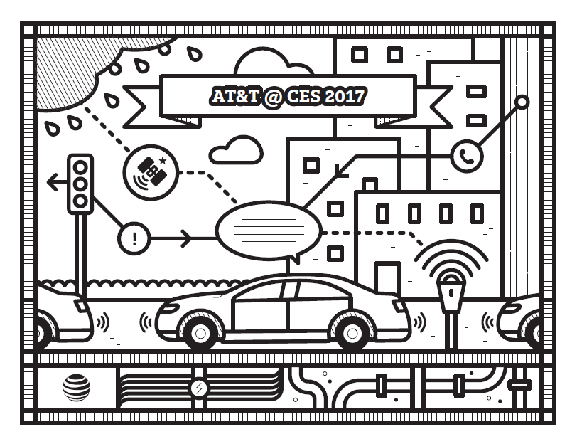 The AT&T Coloring Book | AT&T