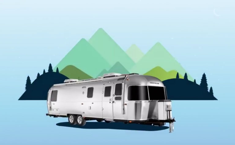 AT&T and Airstream Transform Camping with New 'Smart' RV