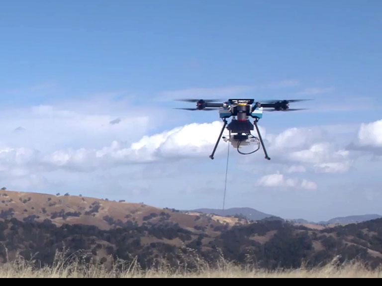FirstNet Flying COW™ Takes First Flight to Help Santa Clara County Sheriff Search & Rescue Stay Mission-Ready