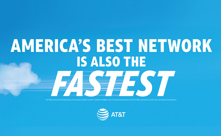 At T Named Fastest Wireless Network In The Nation