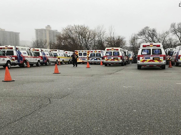 FirstNet: Supporting New York City's COVID-19 Emergency Response