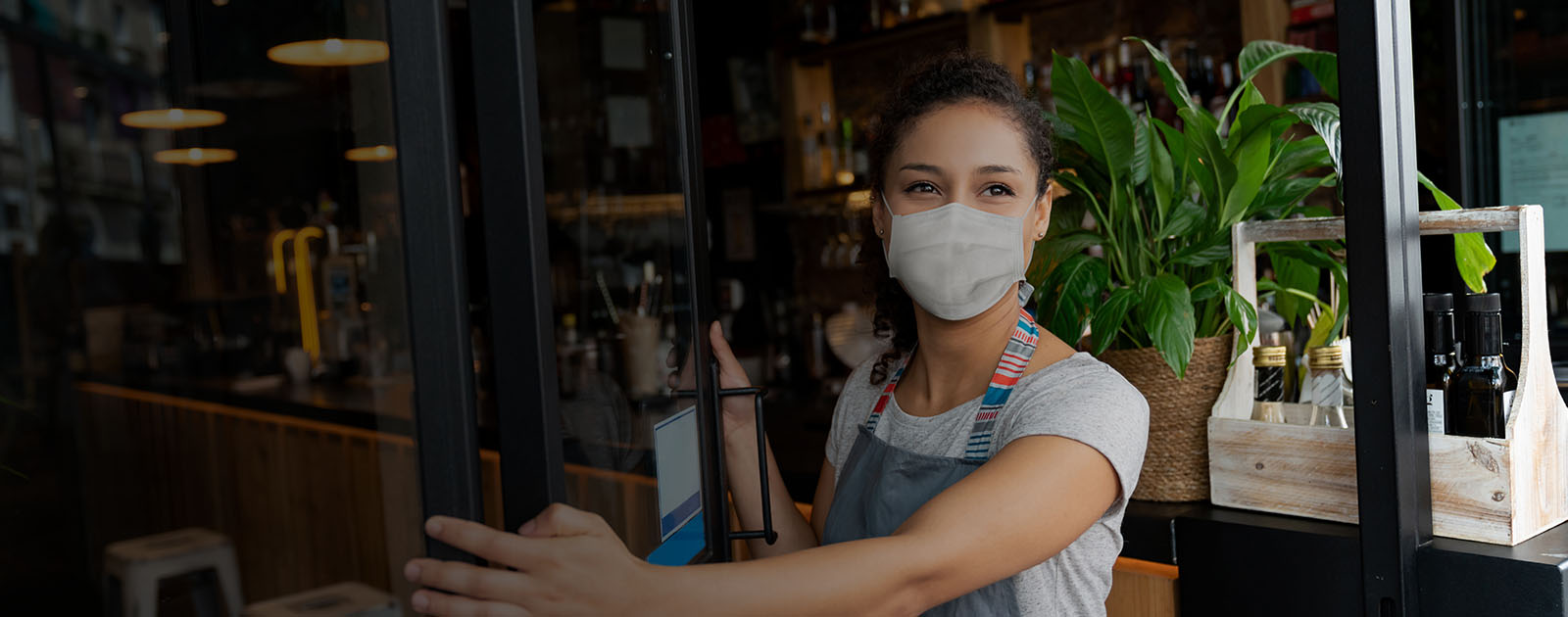 Small and medium business owners stay resilient through the pandemic