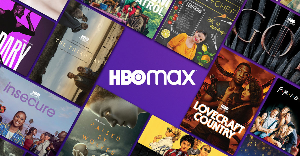 Hbo Max Arrives At At T Starting Today