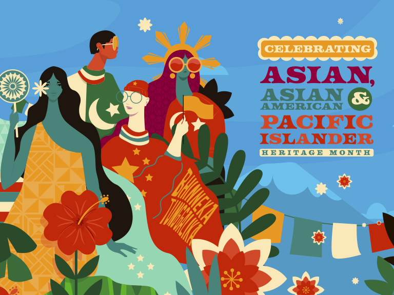 AT&T Celebrates AAPI Heritage Month: Every Story Told. Every Story Lived. Every Story Heard.