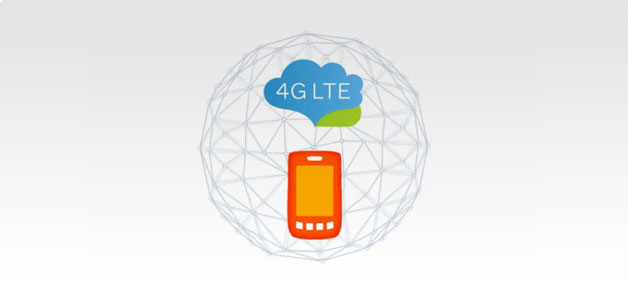 AT&T 4G LTE Mobile Network