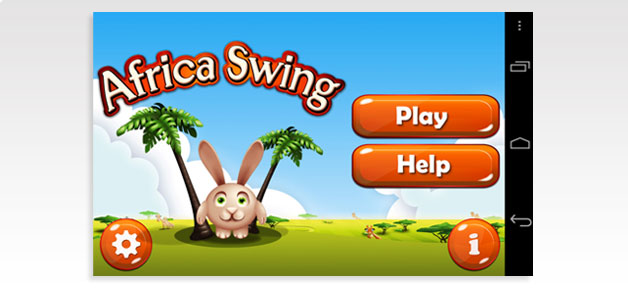 Africa Swing Mobile Application