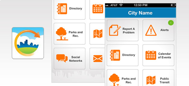 Community Central Mobile Application
