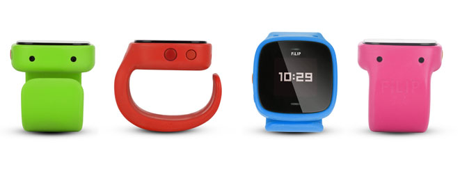 FiLIP Color Watches